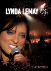 Cover Lynda Lemay - 40/40 [DVD]